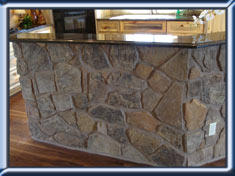 Quality Stucco and Stone - Custom Homes Interior Stone Work