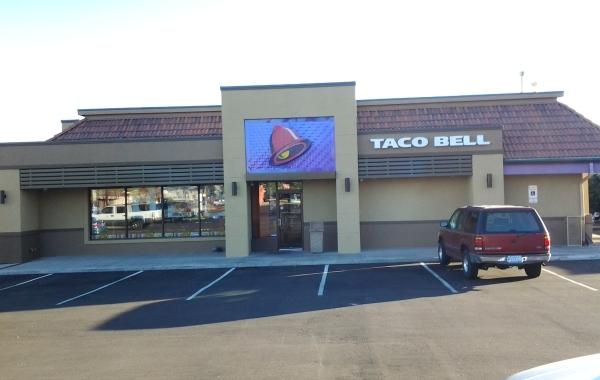 Academy & Palmer Park Taco Bell
