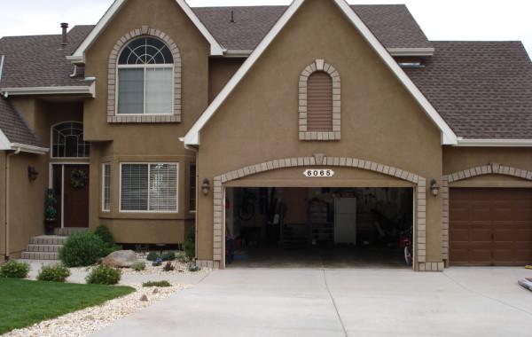 Custom Stucco & Stone Exteriors