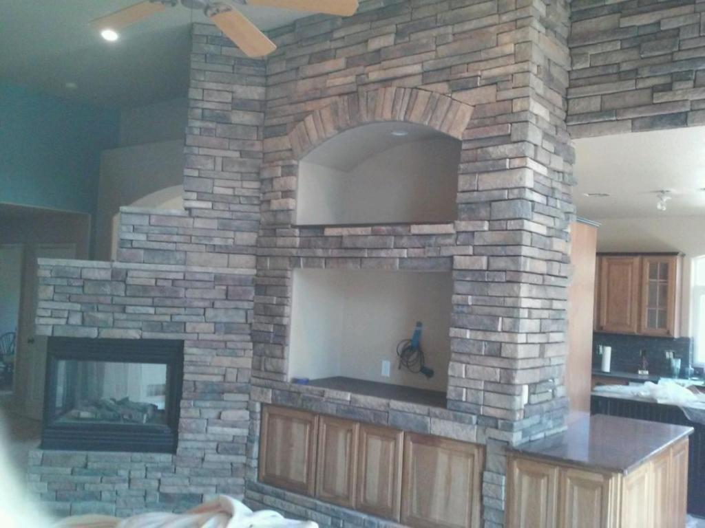 Interior Stone Fireplace (3)