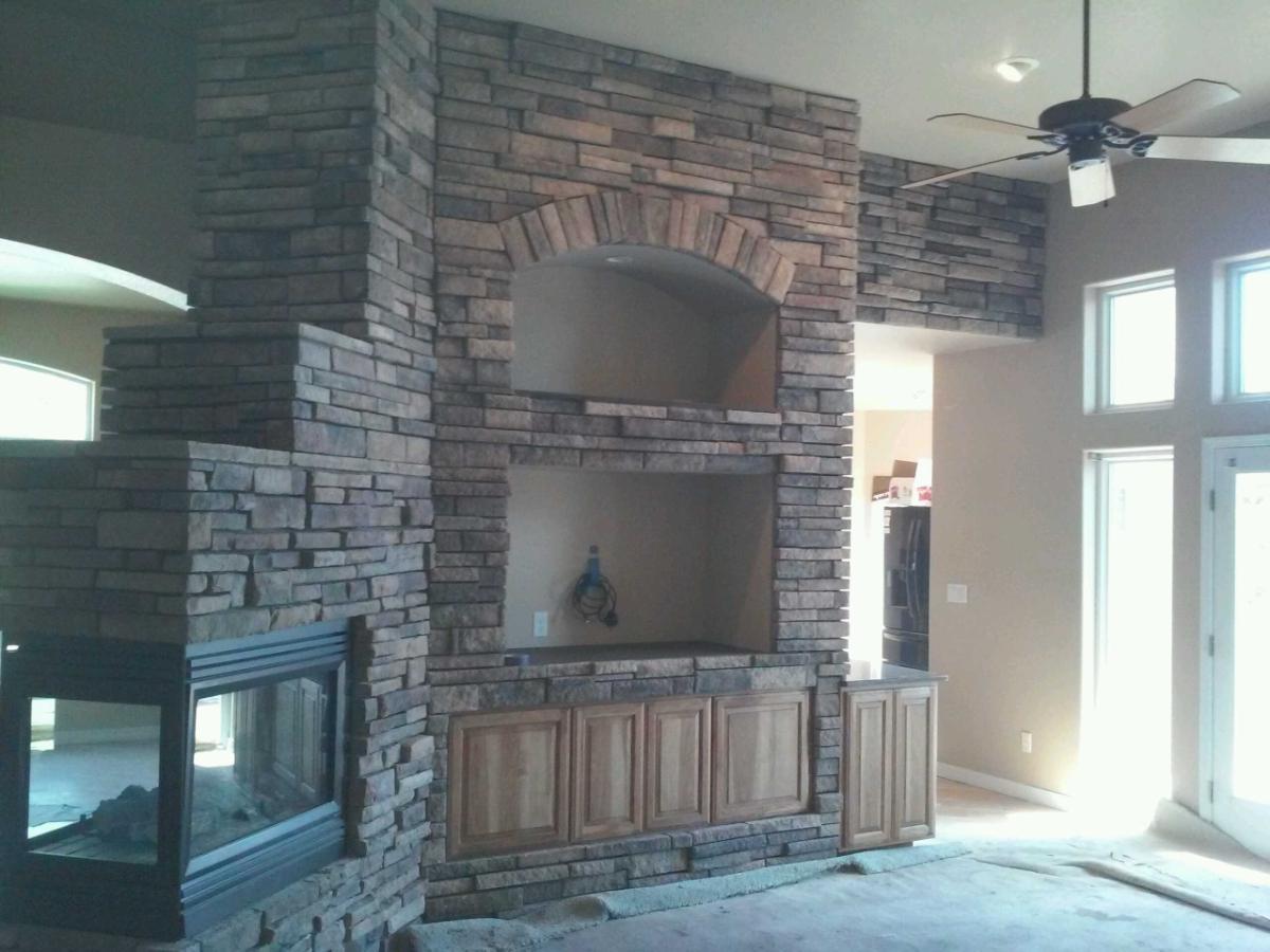 Custom Stone Interiors Quality Stucco