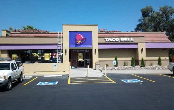South Nevada Taco Bell