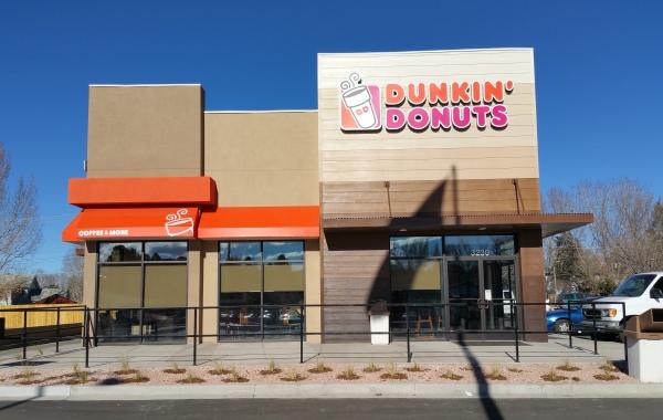 Austin Bluffs Dunkin Donuts